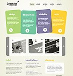 Website design development marin