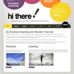 Website Design for Elemental Transitions